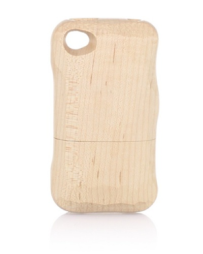 Real Wood iPhone 4/4S Case, Flat Head Knife, Maple