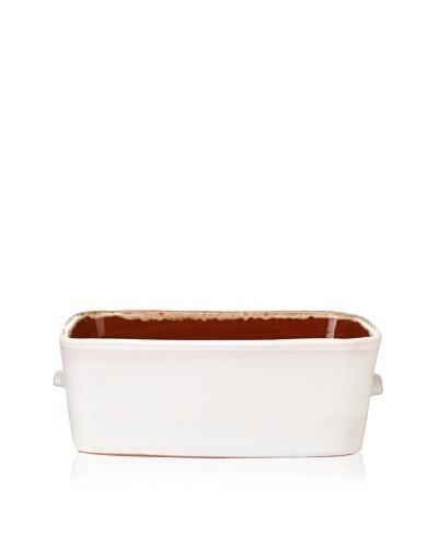 Terafeu Terafour Terrine Baker Dish, Matte White