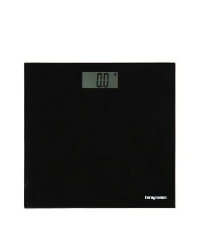 Teragramm Electronic Bath Scale, Black