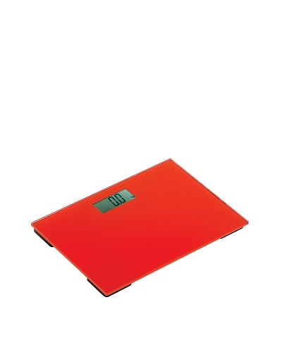 Teragramm Electronic Bath Scale, Red