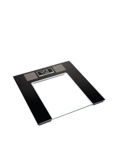 Teragramm Light Powered Electronic Bath Scale, BlackAs You See