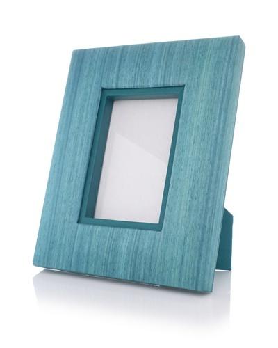 "Terragrafics Riviera Picture Frame, Blue, 4"" x 6"""