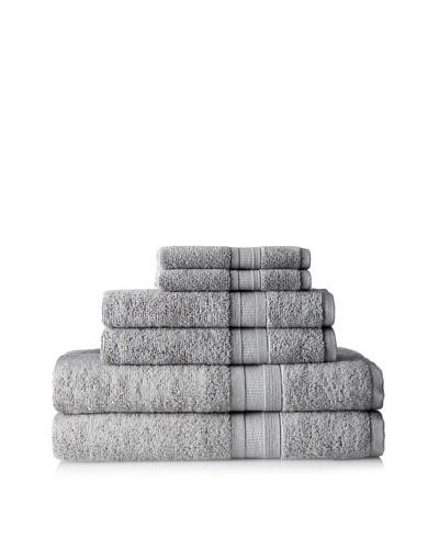 Terrisol MicroCotton Aertex 6-Piece Towel Set