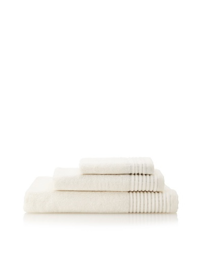 Terrisol Cotton/Rayon from Bamboo 3-Piece Towel Set