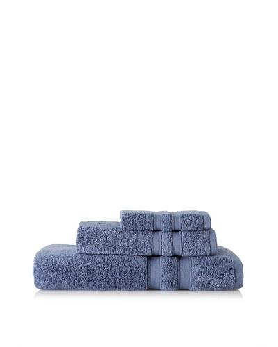 Terrisol Microcotton Suite Platinum 3-Piece Towel Set, Blue Dusk