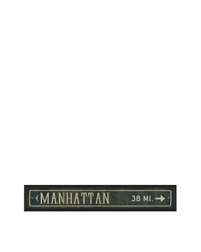 The Artwork Factory Manhattan Framed Giclée