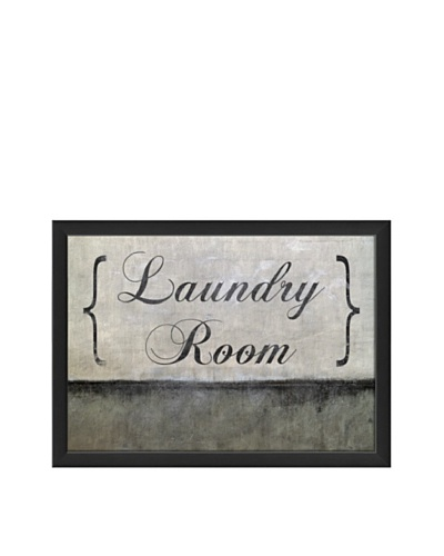 The Artwork Factory Laundry Room Framed Giclée