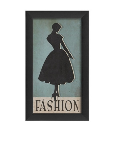 The Artwork Factory Fashion Small Framed Giclée