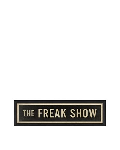 The Artwork Factory The Freak Show Framed Giclée