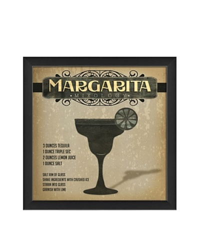 The Artwork Factory Margarita Mixology Framed Giclée