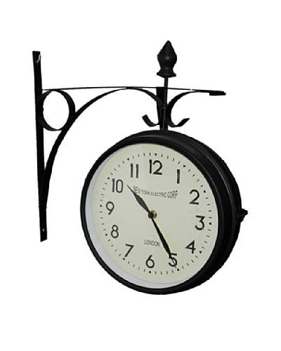 Hanging Metal Clock