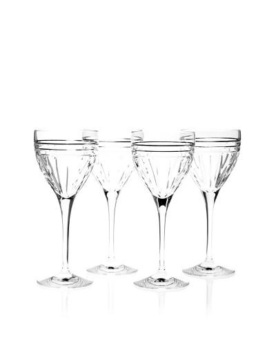 Reed & Barton Set of 4 Tempo Wine Glasses