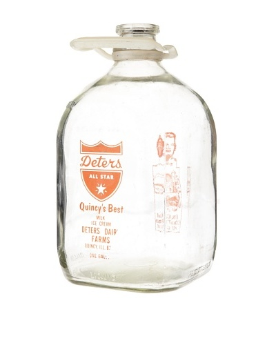 The HomePort Collection Vintage Gallon Milk Jar