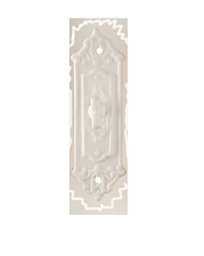 The HomePort Collections Ceramic Doorplate Hook Sweetheart