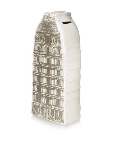 The HomePort Collections Ceramic Spire Rotunda Bank