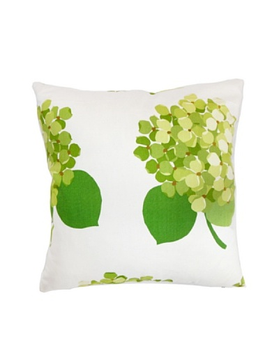 The Pillow Collection Batuna Floral Pillow