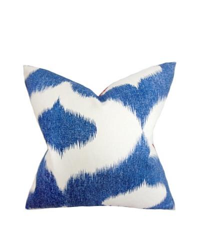 The Pillow Collection Leilani Ikat Pillow