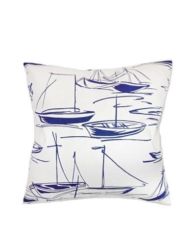 The Pillow Collection Gamboola Nautical Pillow