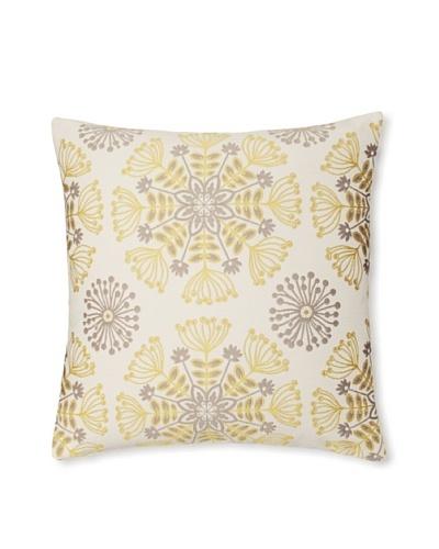 The Pillow Collection Jamesie Floral Decorative Pillow [Multi]