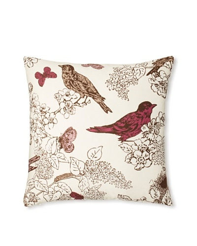 The Pillow Collection Ouvea Decorative Pillow [Lilac]