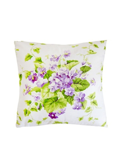 The Pillow Collection Haru Floral Pillow