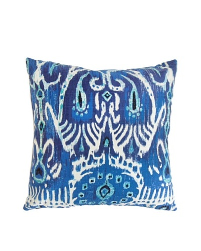 The Pillow Collection Haestingas Ikat Pillow