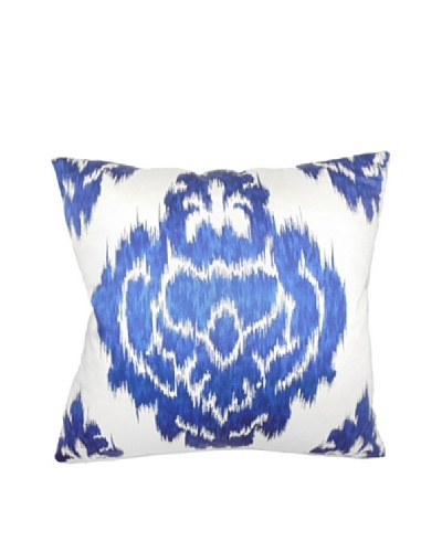 The Pillow Collection Icerish Ikat Pillow