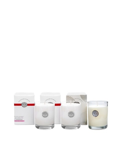 The Soi Co. Set of 3 13.5-Oz Valentine's Collection Luxe Candles