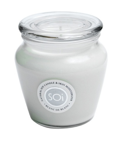 The Soi Co. 16-Oz Blanc de Blanc Keepsake Candle