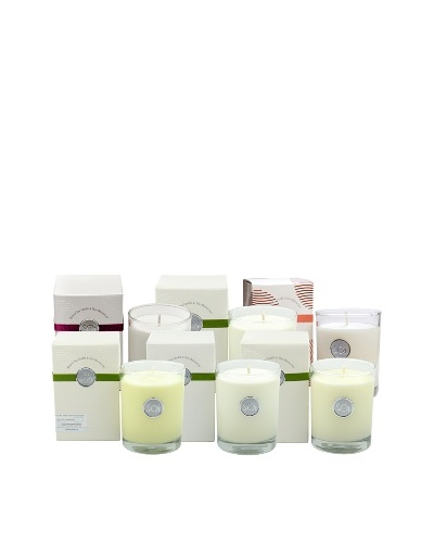 The Soi Co. Set of 6 13-Oz. Luxe Boxed Candles
