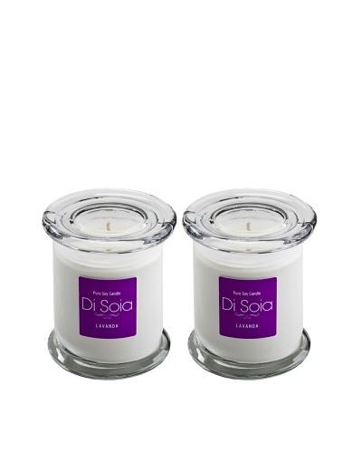 The Soi Co. Set of 2 11-Oz. Lavanda Candles