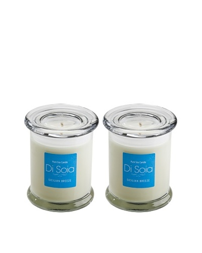 The Soi Co. Set of 2 11-Oz. Sicilian Breeze Candles