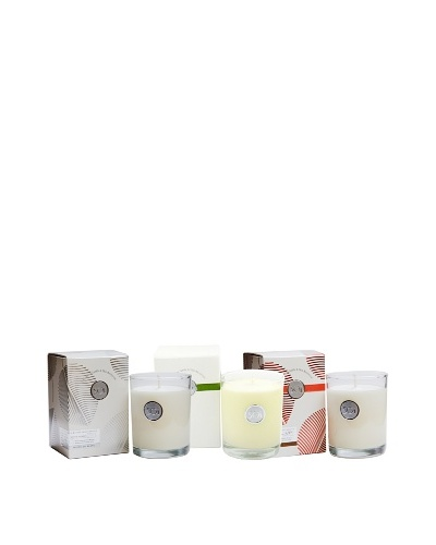 The Soi Co. Set of 3 13.5-Oz Dessert Collection Luxe Candles