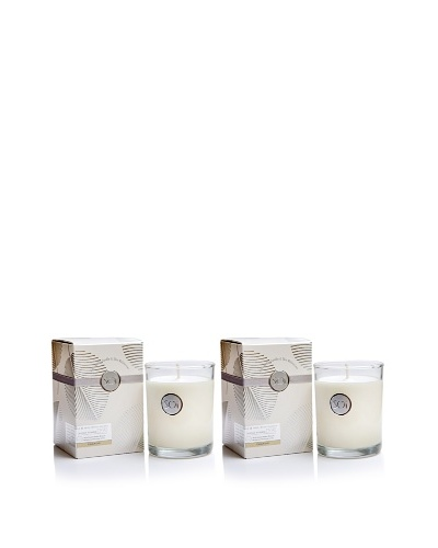 The Soi Co. Set of 2 13.5-Oz Eggnog Luxe Box Candles