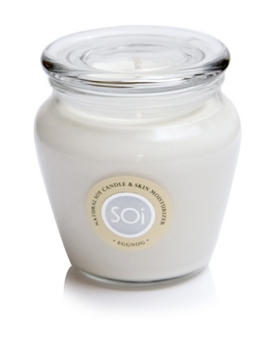 The Soi Co. 16-Oz. Eggnog Keepsake Candle