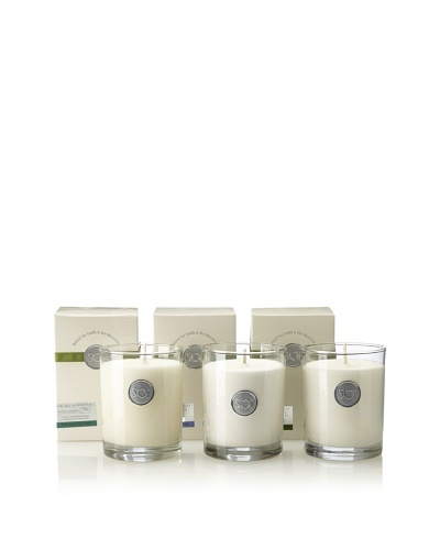 The Soi Co. Set of 3 13.5-Oz. Spa Collection Luxe Candles
