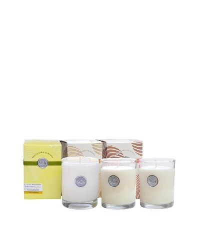 The Soi Co. Set of 3 13.5-Oz. Sweets Collection Luxe Candles
