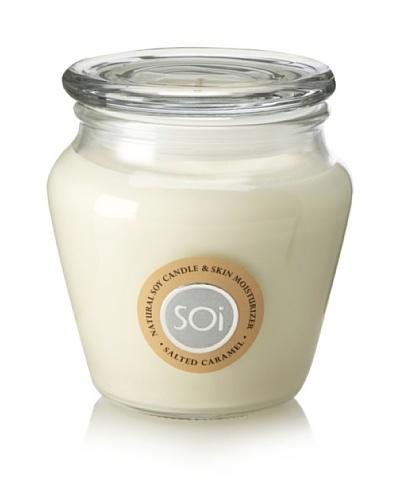 The Soi Co. 16-Oz Salted Caramel Keepsake Candle