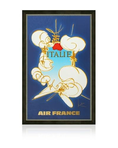Air France: Italie Framed Print