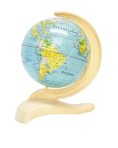 Vintage Globe, 1950's