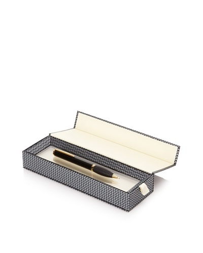 Chopard Accessorie Pencil Racing, Black/Gold Trim