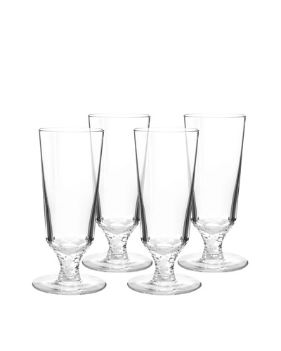 Thomas O'Brien for Reed & Barton Marielle Iced Beverage Glass, Set of 4