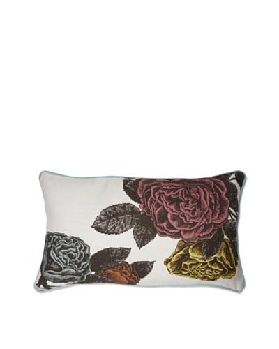 Thomas Paul Roes Pillow, Multi, 12 x 20