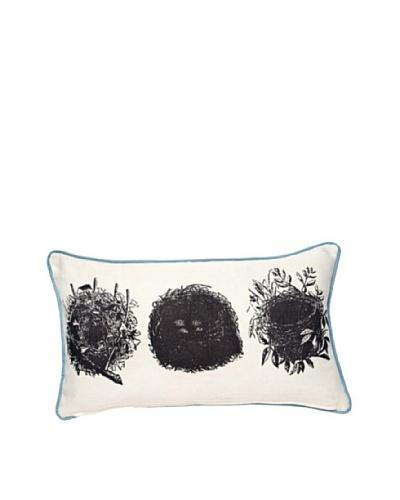 Thomas Paul Bird Pillow [Bird Nest]