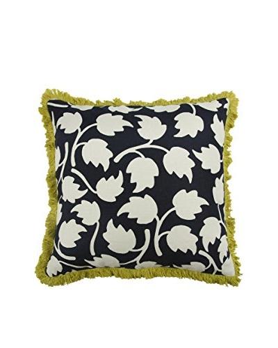Thomas Paul Vines Pillow, Noir