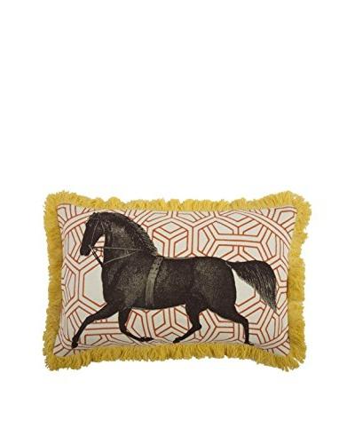 Thomas Paul Horse Pillow, Alcazar
