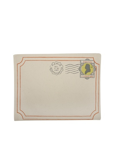 Thomas Paul Postmark iPad Envelope, Orange
