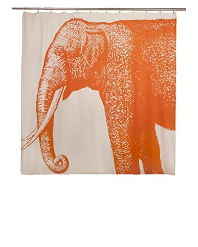 Thomas Paul Elephant Shower Curtain, Alcazar