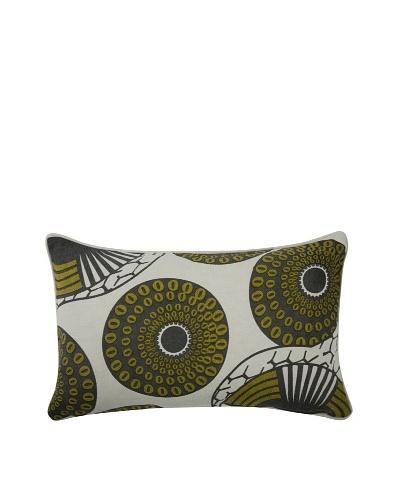 Thomas Paul Yinka Feather Pillow, Ochre