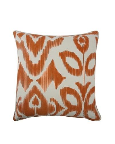 Thomas Paul Ikat-Print Feather Pillow, Alcazar